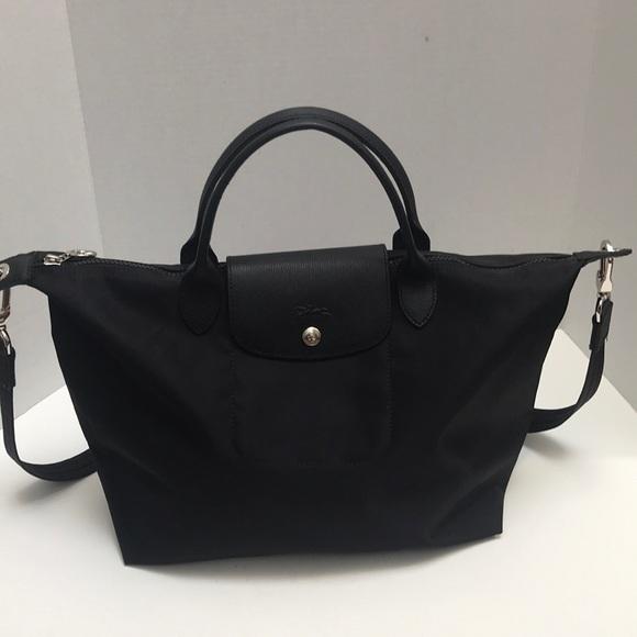 "Longchamp Handbags - Longchamp Medium Le Pliage ""Neo"" Nylon Tote 1cf5212799"